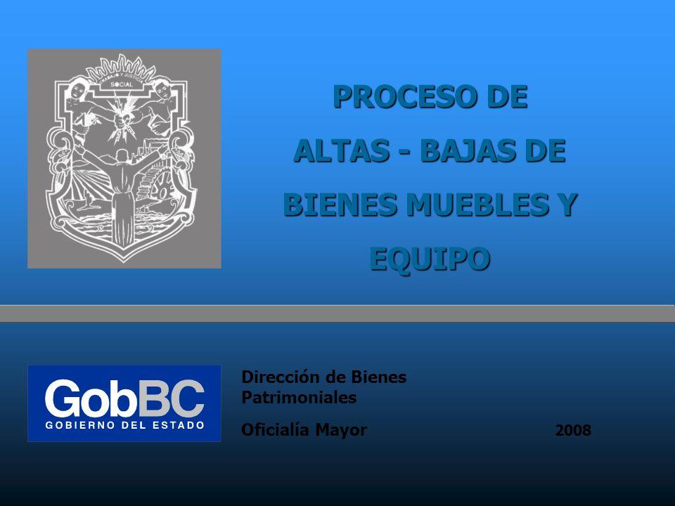Alta por Obra Publica (Inversion) 6.