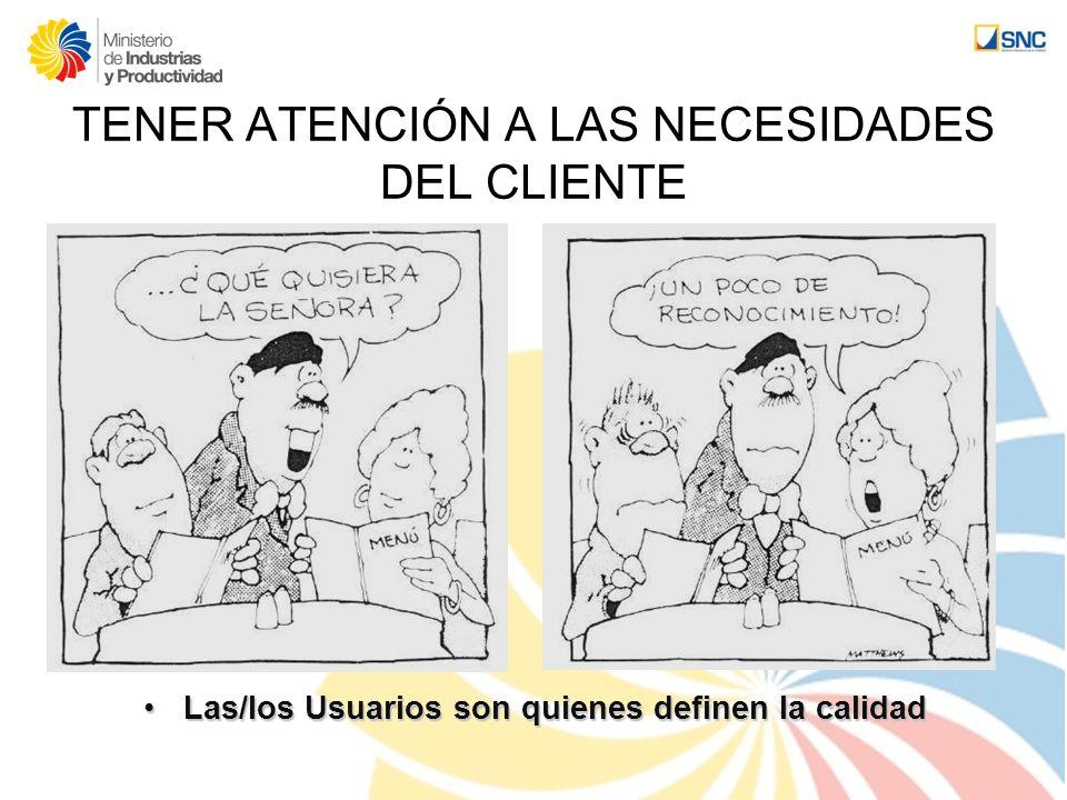 SIGNIFICADO DE LA CALIDAD PARA UNA ORGANIZACIÓN Incremento de la satisfacción de los clientes.Incremento de la satisfacción de los clientes.