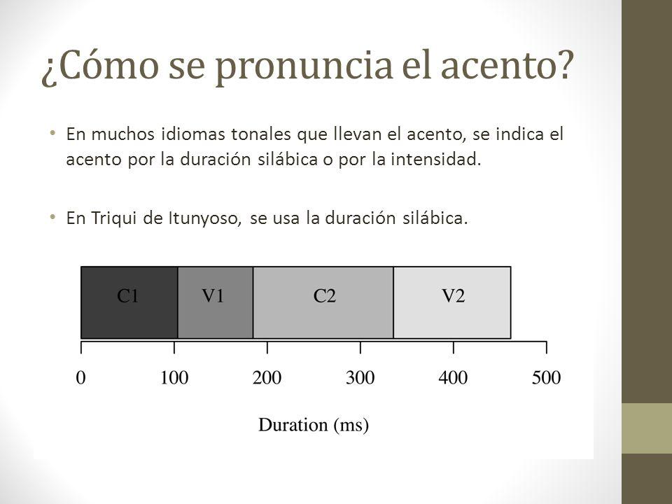 Triqui de Itunyoso /tʃuku 3.3/'animal'