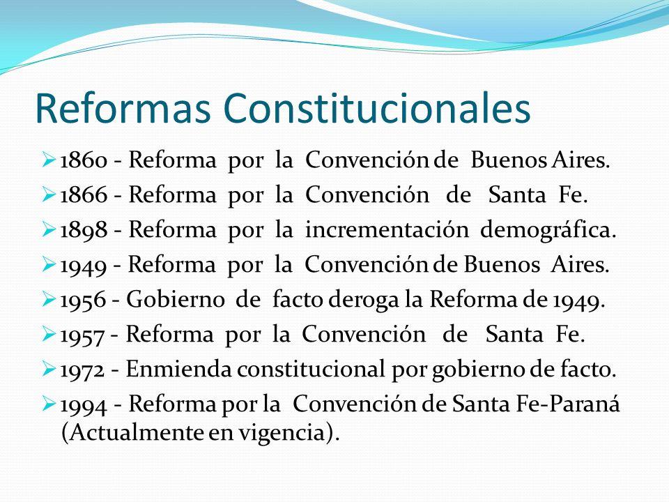 En la parte DOGMATICA de la Constitución se encuentran: GARANTIAS DERECHOS DECLARACIONES