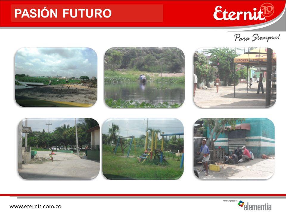 www.eternit.com.co PASIÓN FUTURO