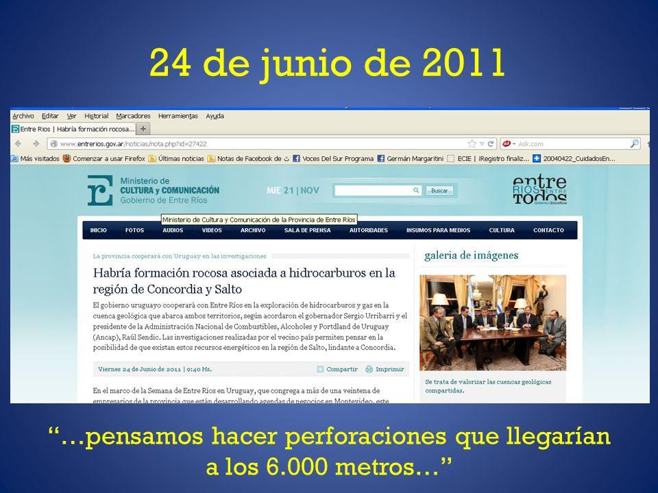 PRODUCCIÓN DE PETRÓLEO EN ARGENTINA (Instituto Argentino del Petróleo y del Gas) Mayo de 2012 Último mes publicado