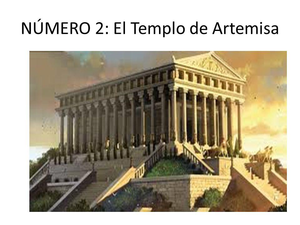 El Templo de Artemisa El Templo de Artemisa fue un templo ubicado en la ciudad de Éfeso, Turquía, dedicado a la diosa Artemisa, denominada Diana por los romanos.