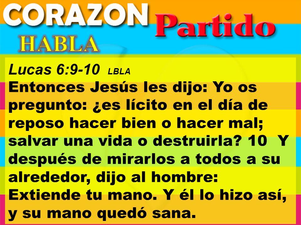 Lucas 6:11 BLA Pero ellos se llenaron de ira, y discutían entre sí qué podrían hacerle a Jesús.