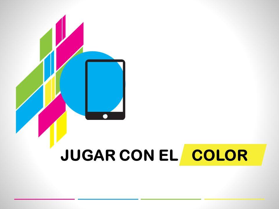 COLOR JUGAR CON EL
