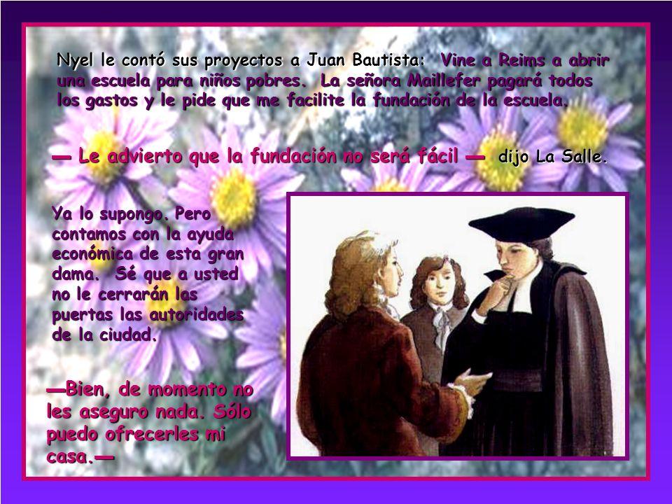 Una mañana del marzo de 1679 sucedió un encuentro que cambió el rumbo de la vida del joven sacerdote.