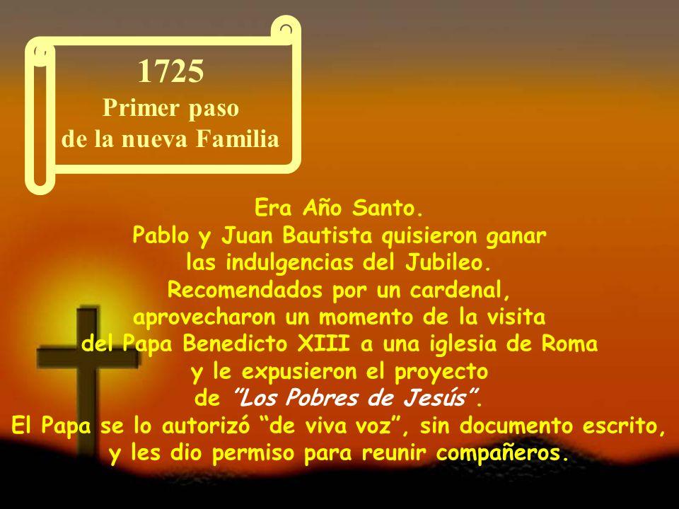 Sólo dejaban la soledad por el bien espiritual del pueblo, para ayudar en las parroquias, en el catecismo y en la predicación.