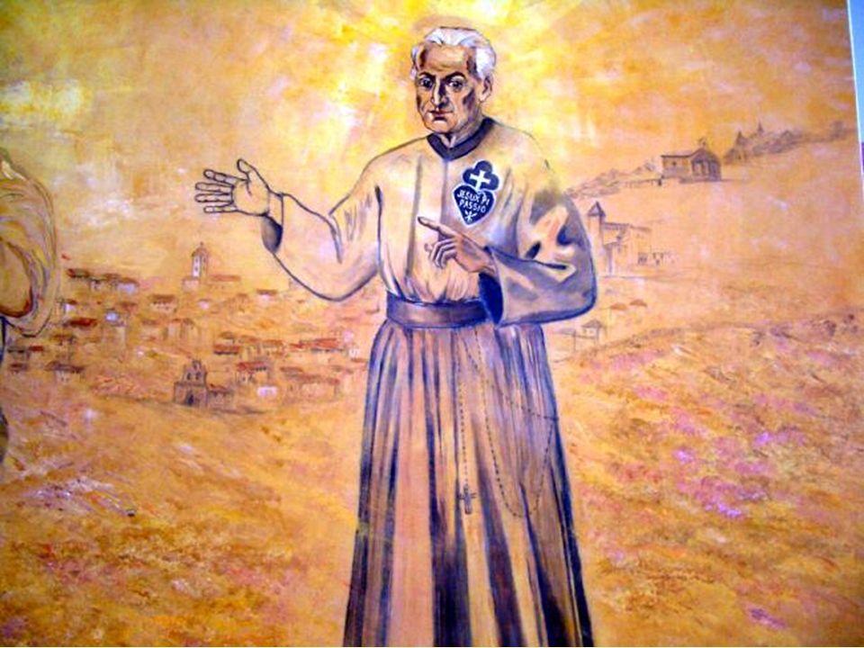 Modelo de seguidor Como era muy sólida la fama de su santidad, se iniciaron pronto los procesos de Beatificación y Canonización; pero las difíciles ci