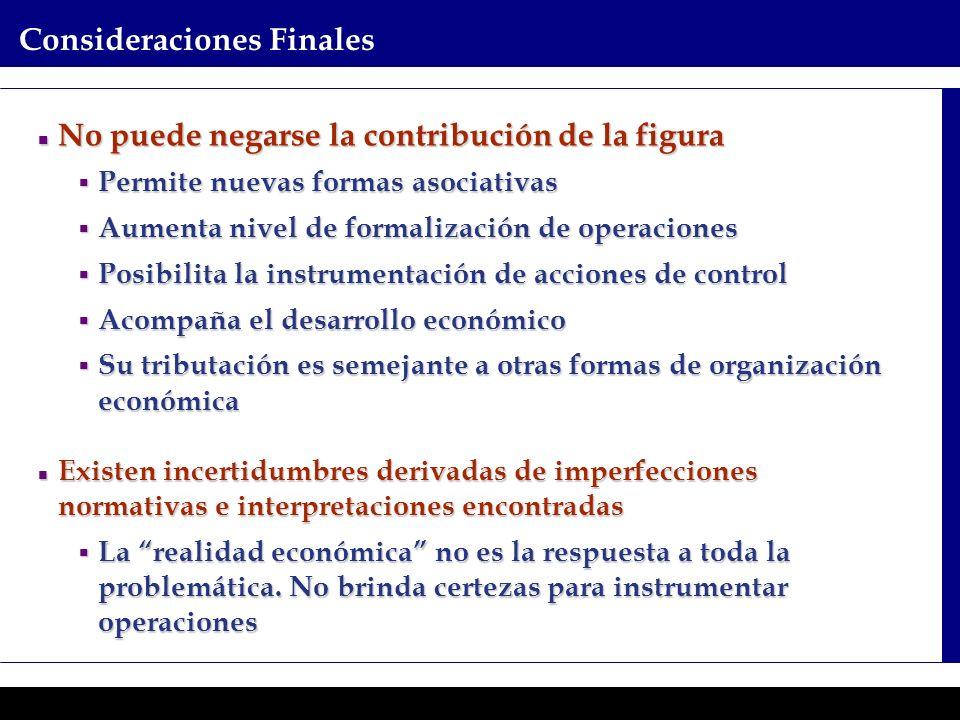 Programas Ejecutivos - Graduate School of Business Consideraciones Finales No puede negarse la contribución de la figura No puede negarse la contribuc