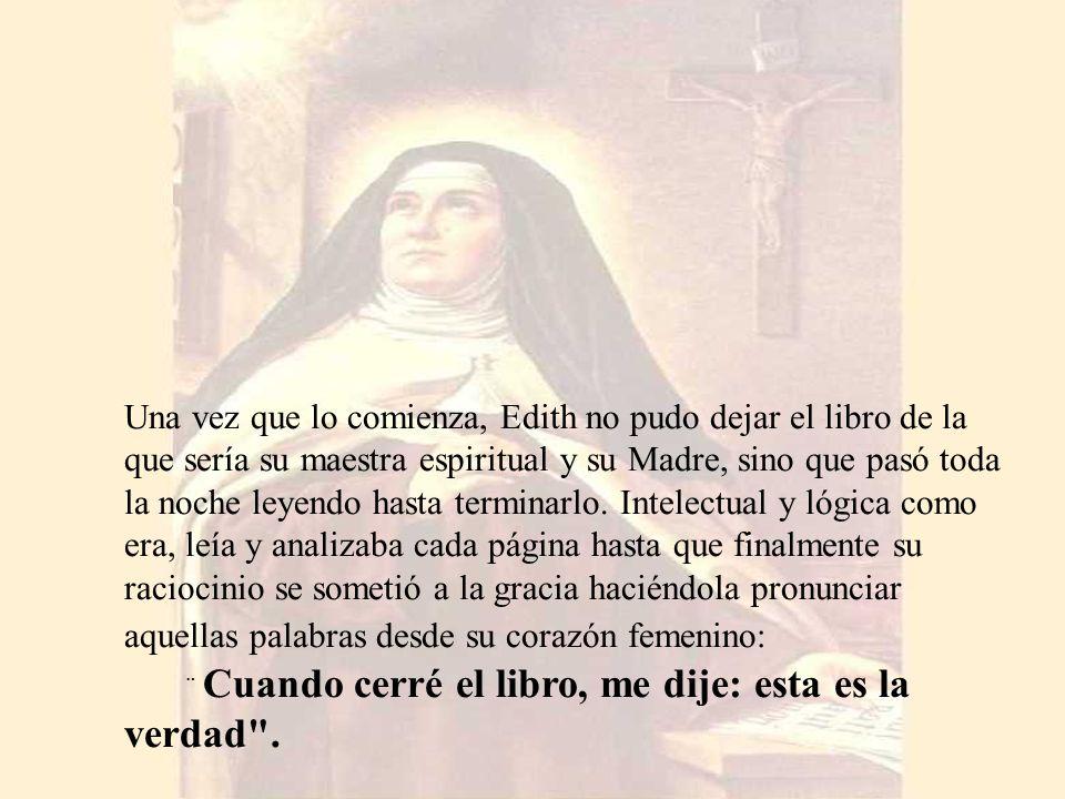 La vida de Santa Teresa de Jesús VIDA QUE TRANSFORMA VIDAS