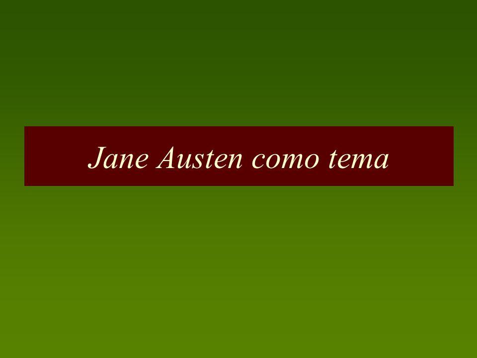 Jane Austen como tema