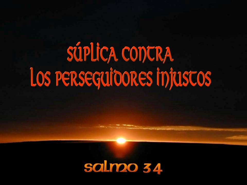 Que canten y se alegren los que desean mi victoria, que repitan siempre: Grande es el Señor los que desean la paz a tu siervo.