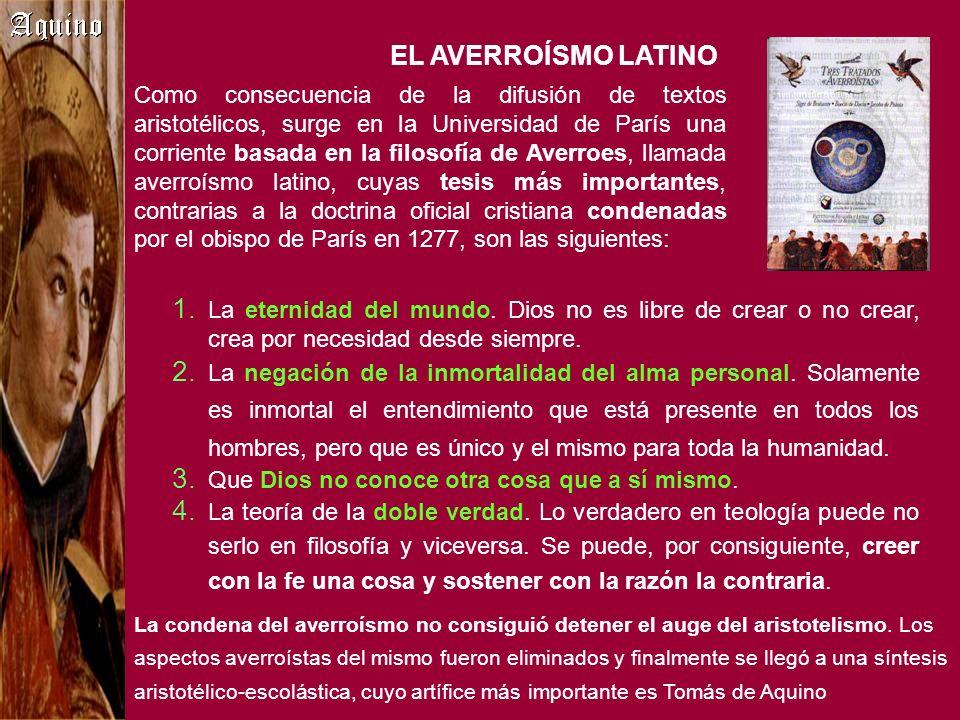 PRINCIPIOS ARISTOTÉLICOS DE AQUINO COMPOSICIÓN HILEMÓRFICA DE LAS SUSTANCIAS TEORÍA ARISTOTÉLICA DEL MOVIMIENTO TEORÍA DE LAS CUATRO CAUSAS DISTINCIÓN ENTRE SUSTANCIA Y ACCIDENTES