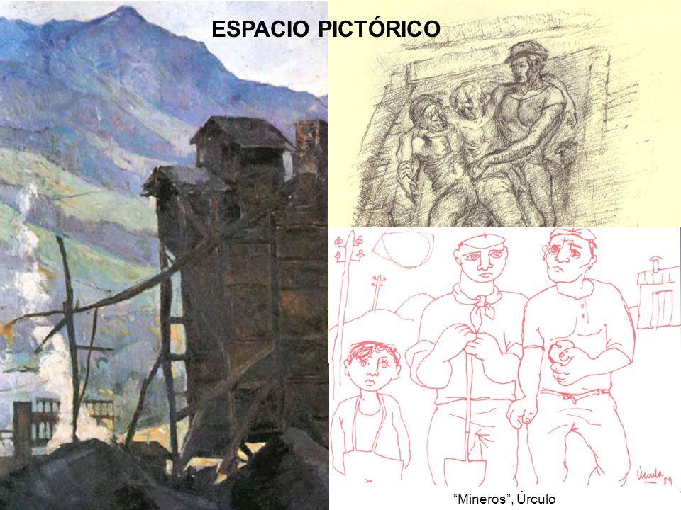 El accidente, Urbina Mineros, Úrculo ESPACIO PICTÓRICO