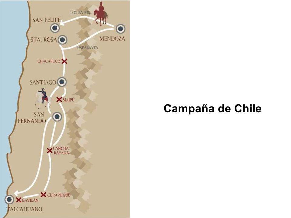Campaña de Chile