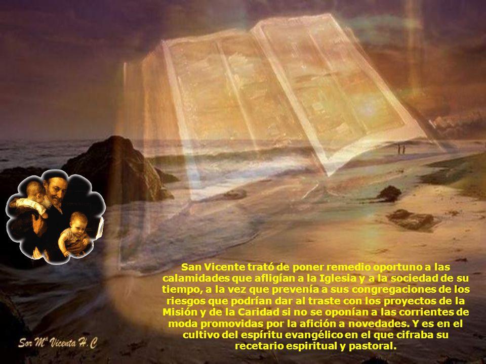 ¿Quién ignora que el ambiente que nos circunda en la actualidad contamina y acecha contra el espíritu genuino de la Misión y de la Caridad?