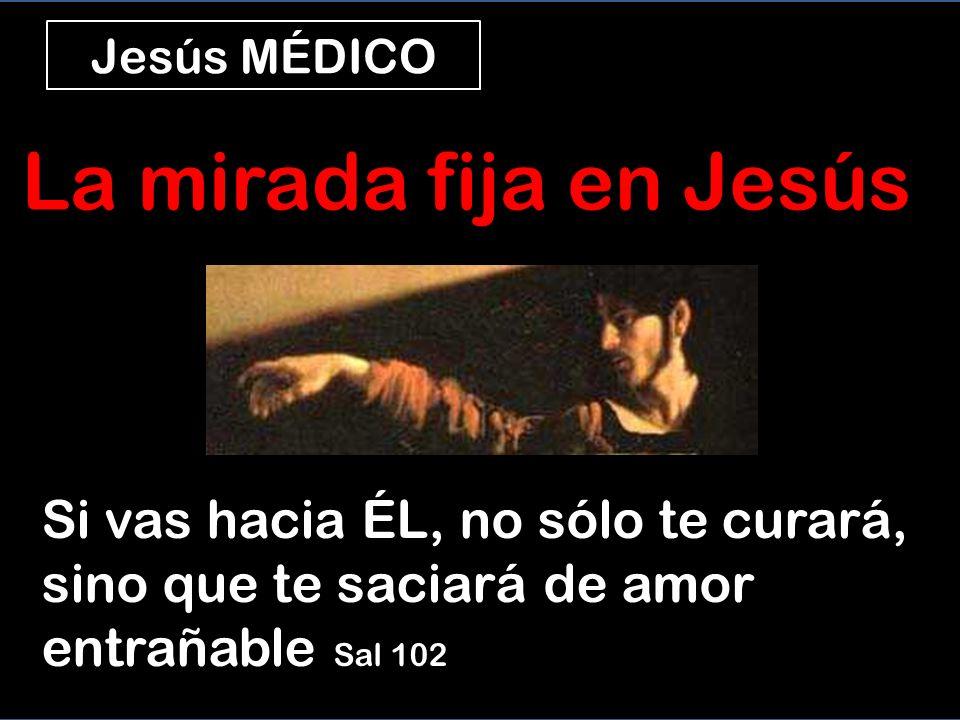 Jesús es MÉDICO de pecadores Después de llamar a Mateo (pecador), participa en un banquete de pecadores Médico de corazones, Él nos llama en cualquier situación de la vida