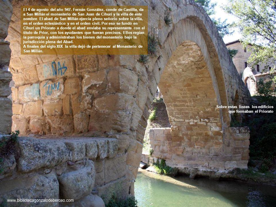 villa del puente PUENTE DE CIHURI