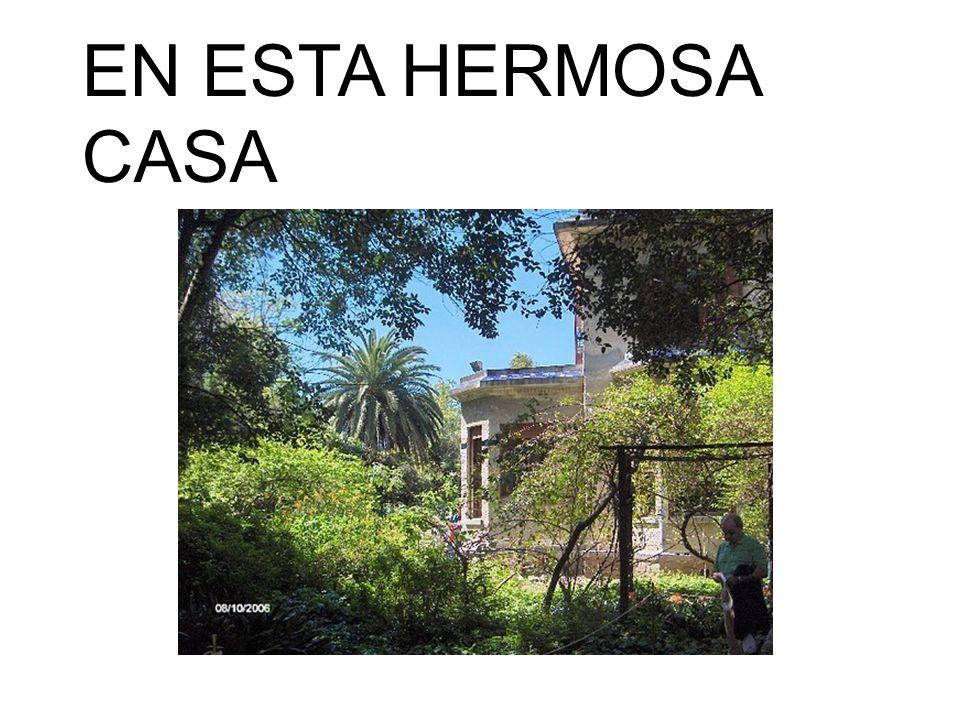 EN ESTA HERMOSA CASA