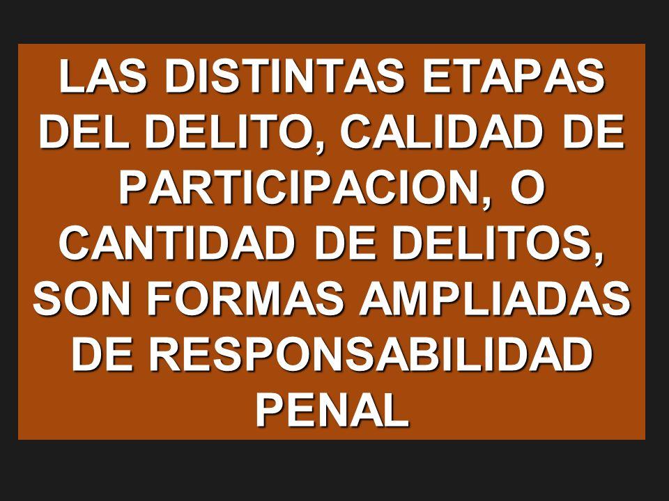 SOBRE LA PENA DE LA TENTATIVA el art.44 del C.P.