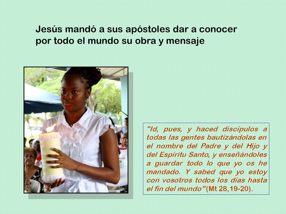 El soplo de Dios me hizo, me animó el aliento del Todopoderoso (Job 33, 4) Yo hice la tierra y creé al hombre en ella.