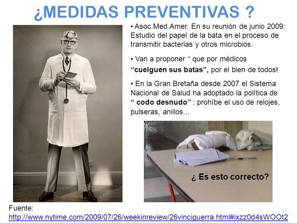 ¿MEDIDAS PREVENTIVAS .