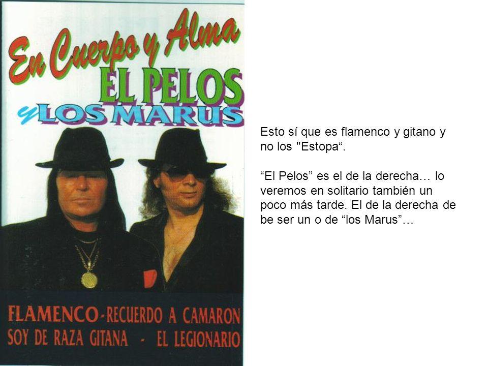Esto sí que es flamenco y gitano y no los