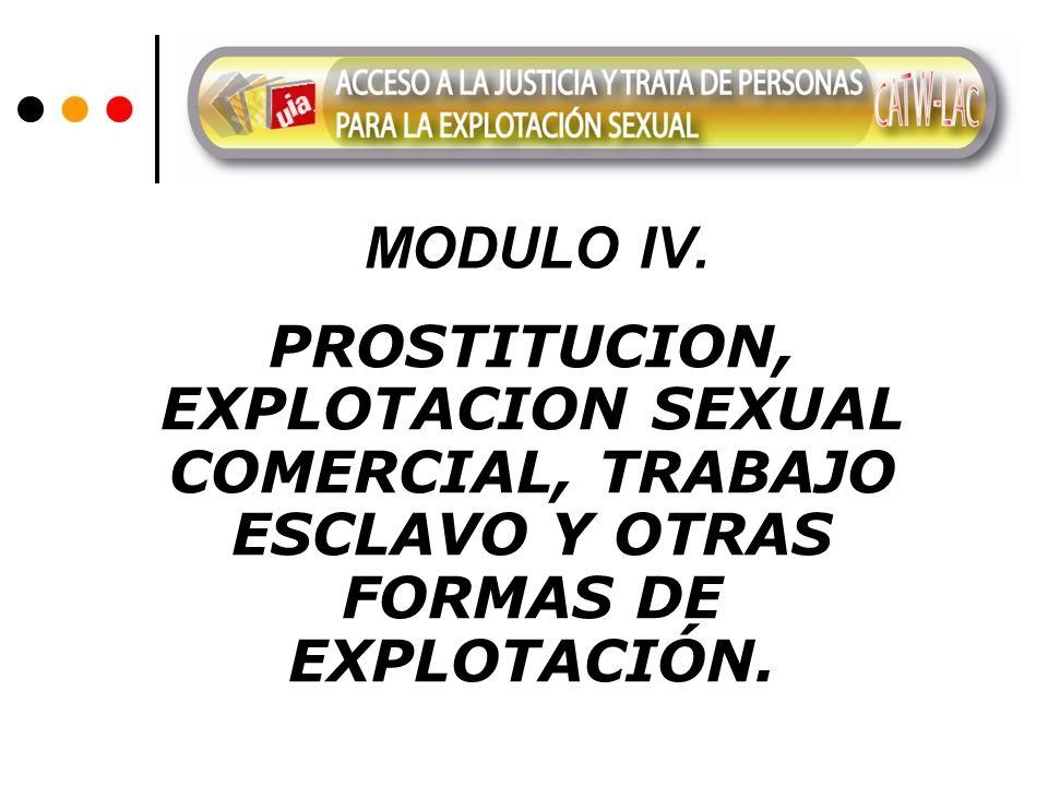 MODULO IV.