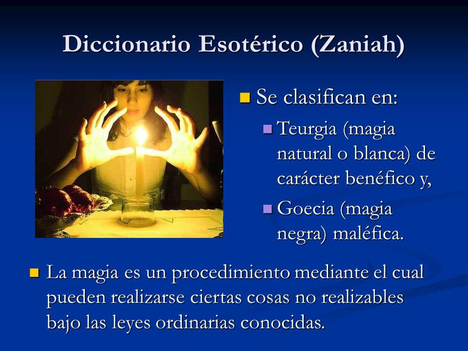 Consulta en Diccionarios Diccionario Enciclopédico Bruguer Diccionario de Ocultismo (Dr.