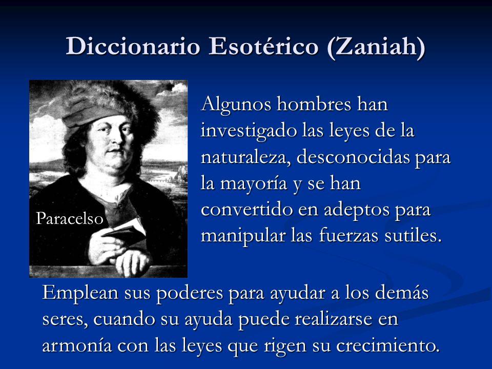 Diccionario de Ocultismo (Del Dr.