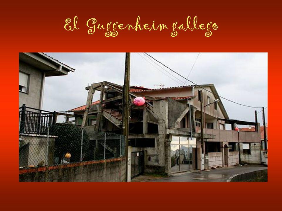 El Guggenheim gallego