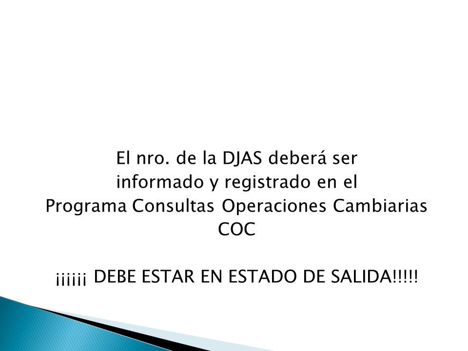 DECLARACION JURADA ANTICIPADA DE SERVICIOS RG3276 Vigente a partir del 1/4/2012 inclusive