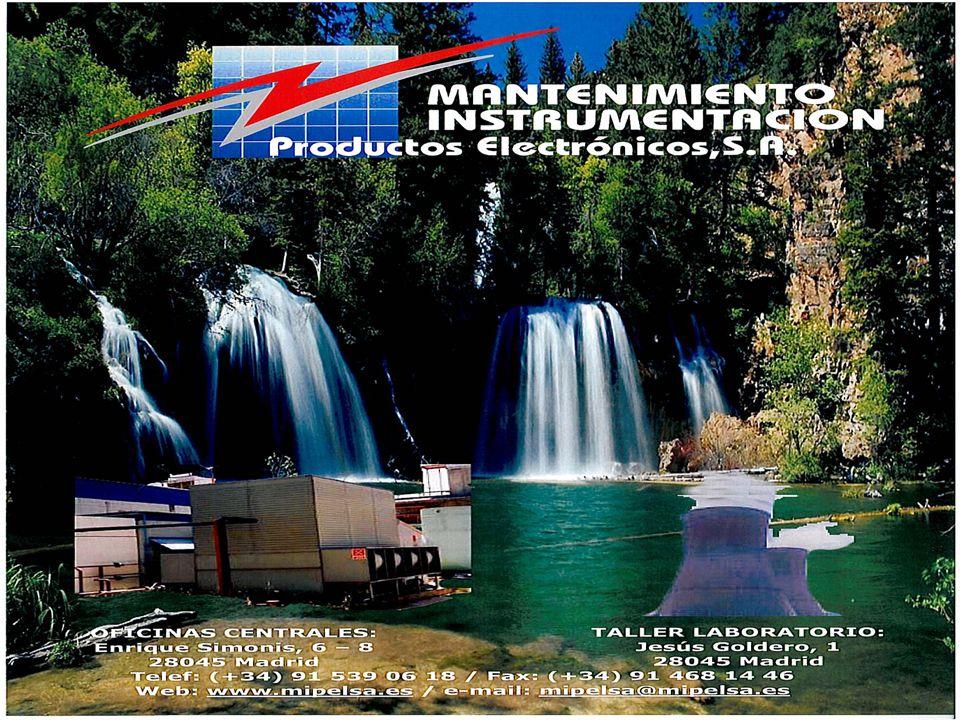 MIPELSA - www.mipelsa.es - mipelsa@mipelsa.es - Tel: 34 91 539 06 18 12 VISTA DE MONTAJES EXISTENTES