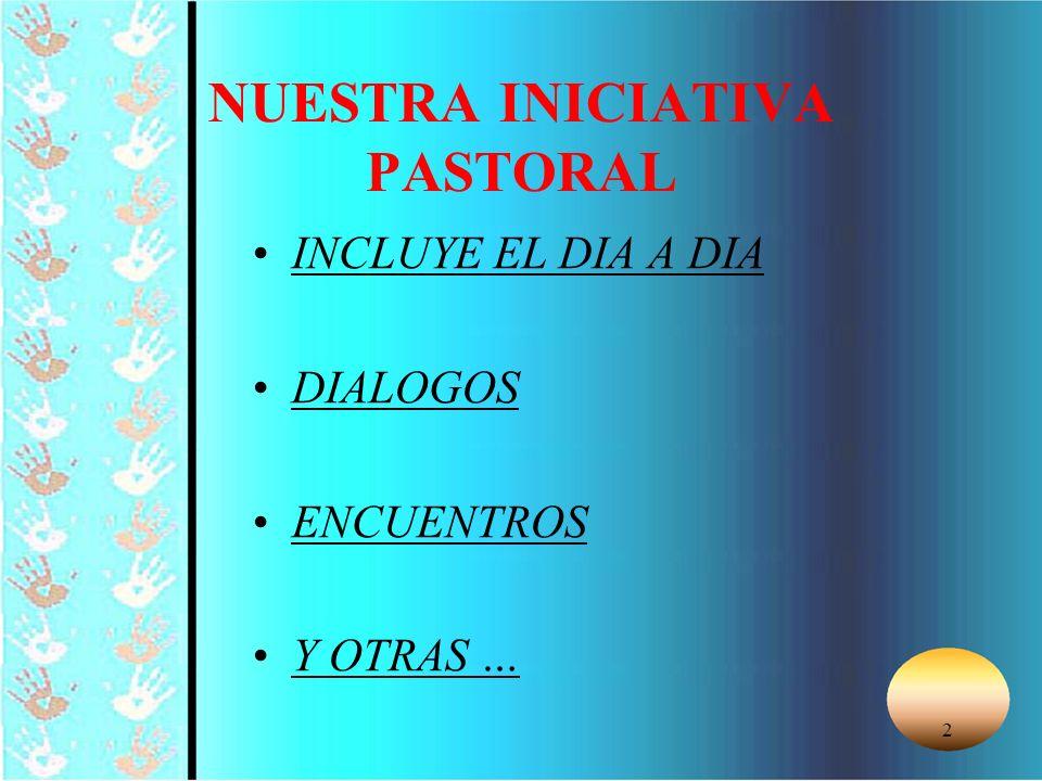3 Evangelizar, ¡esa gran tarea.