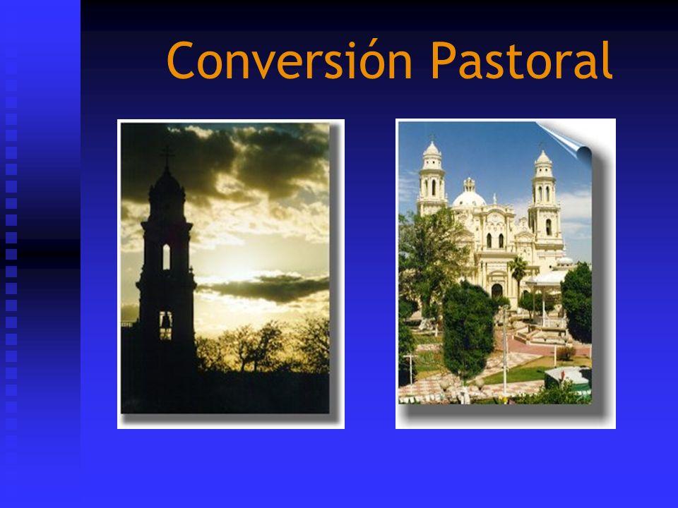 Conversión Pastoral
