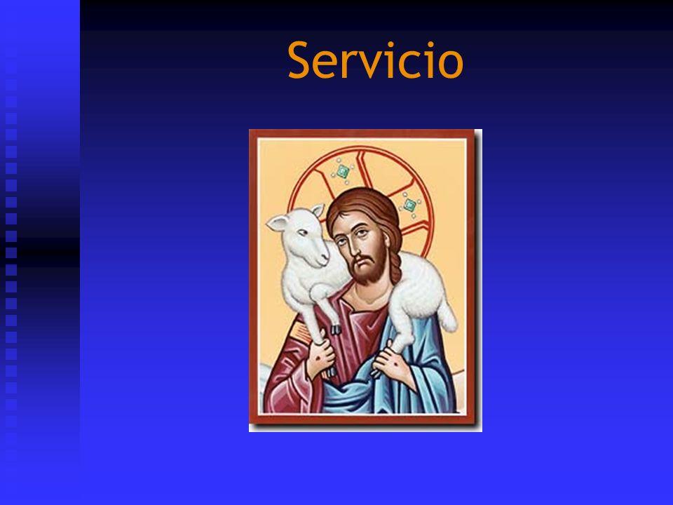 Cultura de Servicio Eclesial El amor es ingenioso Calidad (responsabilidad) Calidez (espiritualidad) Creatividad (ilusión) Comunión (institucionalidad)