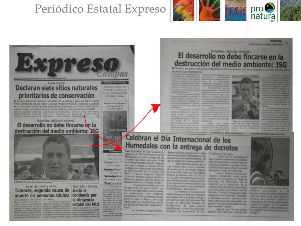Periódico Estatal Expreso