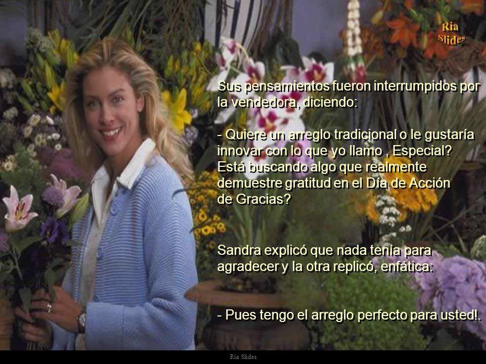 Ria Slides Acción de Gracias. Agradecer qué. se preguntó.
