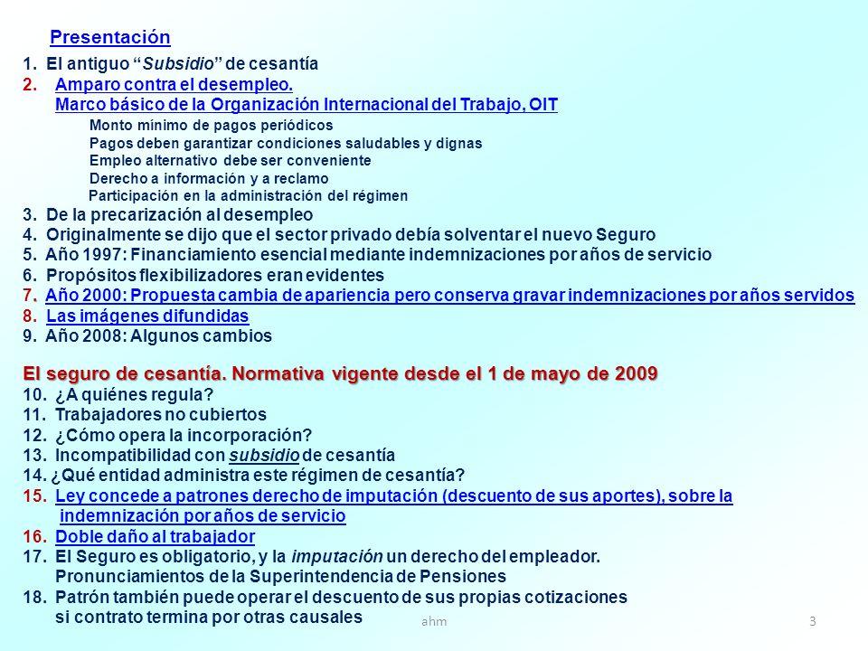 ahm54 La Comisión de usuariosComisión de usuarios