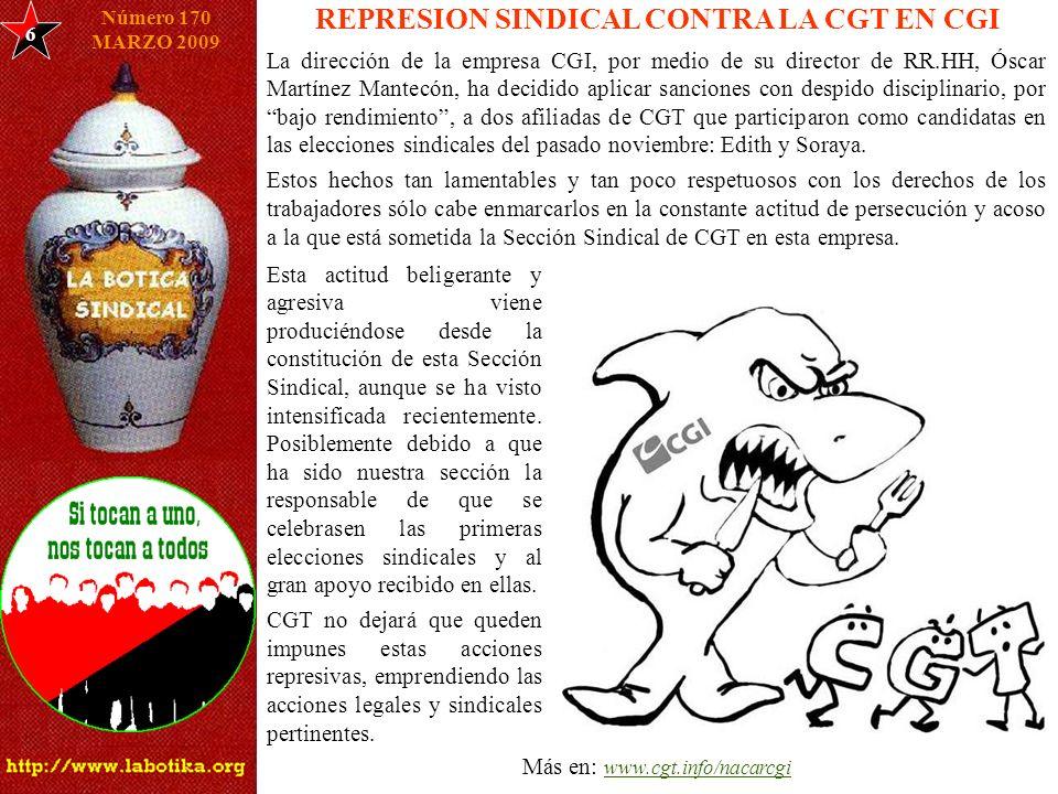 LA PELICULA RECOMENDADA 7 Número 170 MARZO 2009