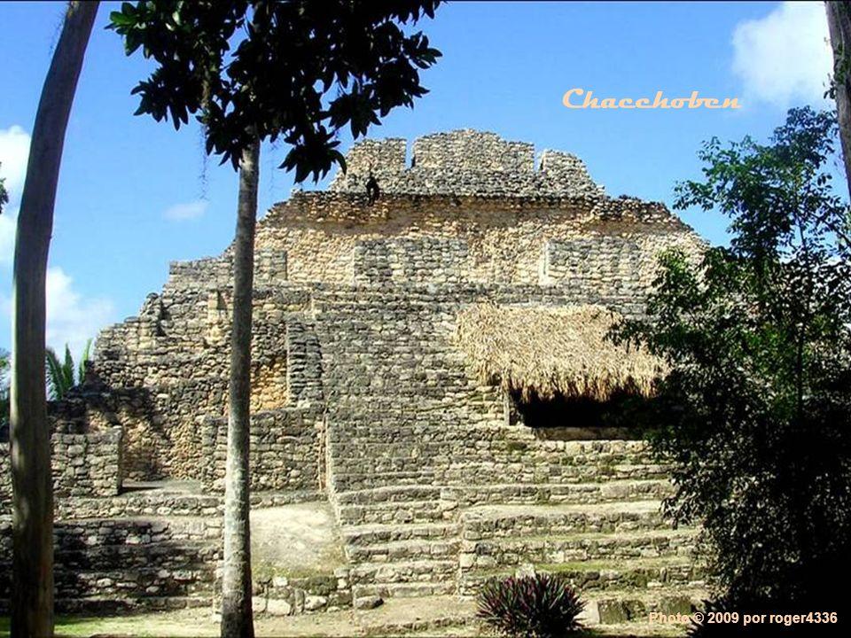 Chacchoben, Quintana Roo