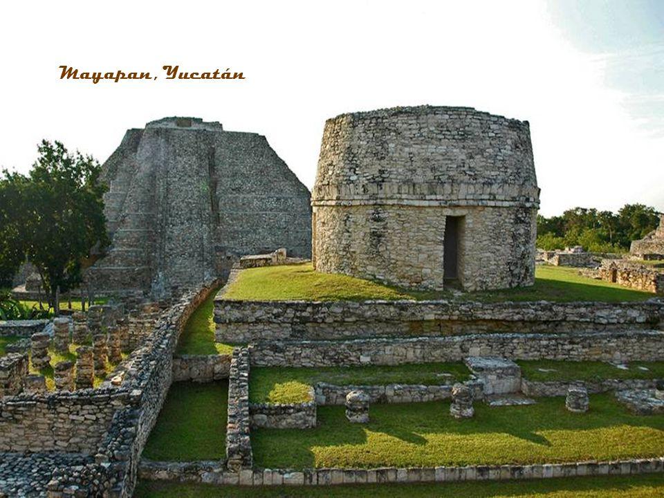 Photo © Galeria Pod Pikami Labná, Yucatán