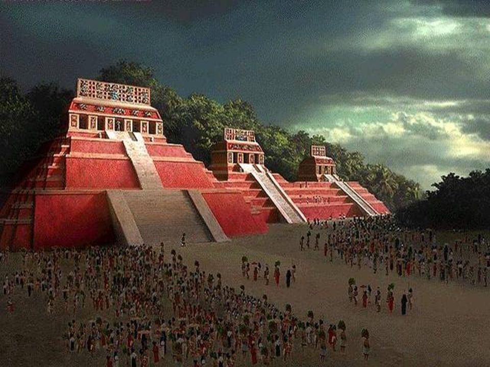 La civilización maya Su descubrimiento provoca una fuerte sacudida a la visión eurocentrista de la Historia, y pone en cuestión la presunta superiorid