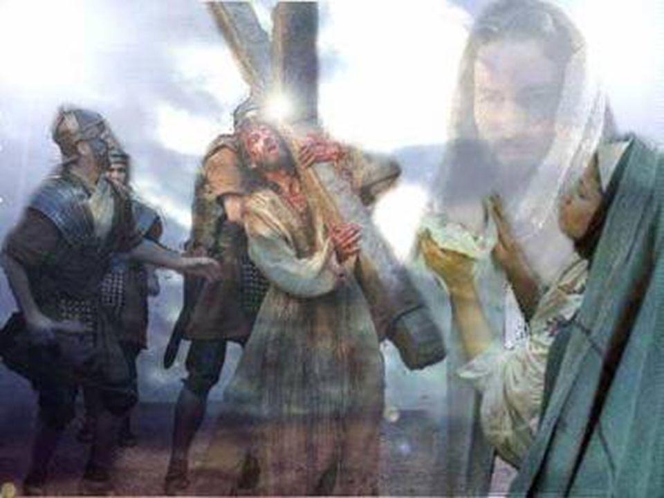 Hay tantos que llevan pesadas cruces que nosotros podemos aliviar...