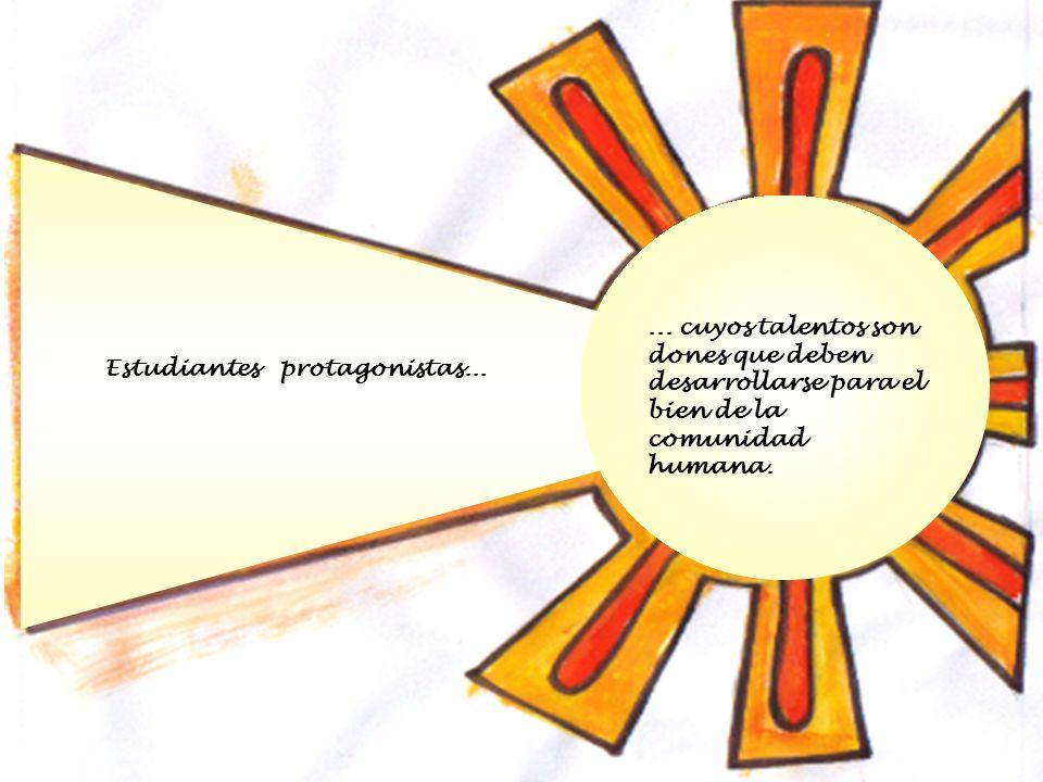 Participación con iniciativa y creatividad......