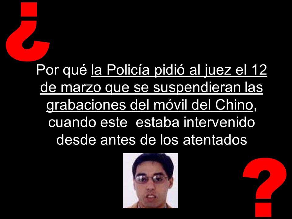 ¿ Es cierto que un miembro de la Guardia Civil suministró las armas que aparecen en los videos de reivindicación del 11 M