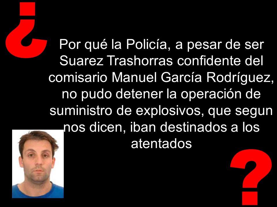 ¿ Fue casual la reunión que mantuvieron los responsables del GAL del gobierno de Felipe González, Barrionuevo, Corcuera, Galindo y Vera en la prisión de Ocaña, el 11 de marzo de 2004