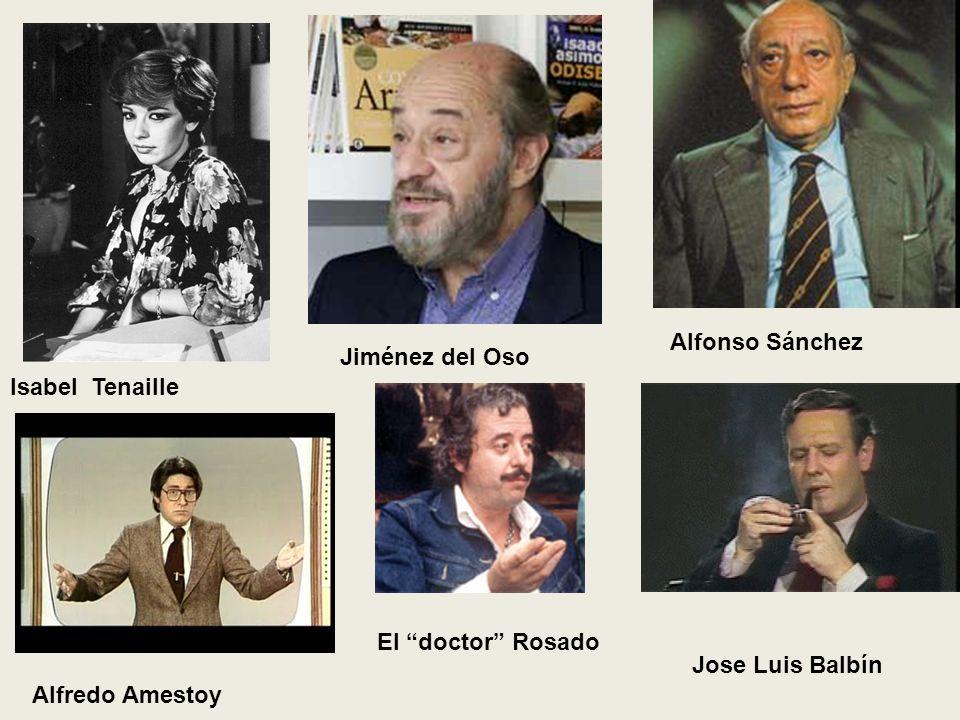 Los chiripitifláuticos Luis Ricardo, ¡Alto, ya!, El monstruo de Sanchezstein