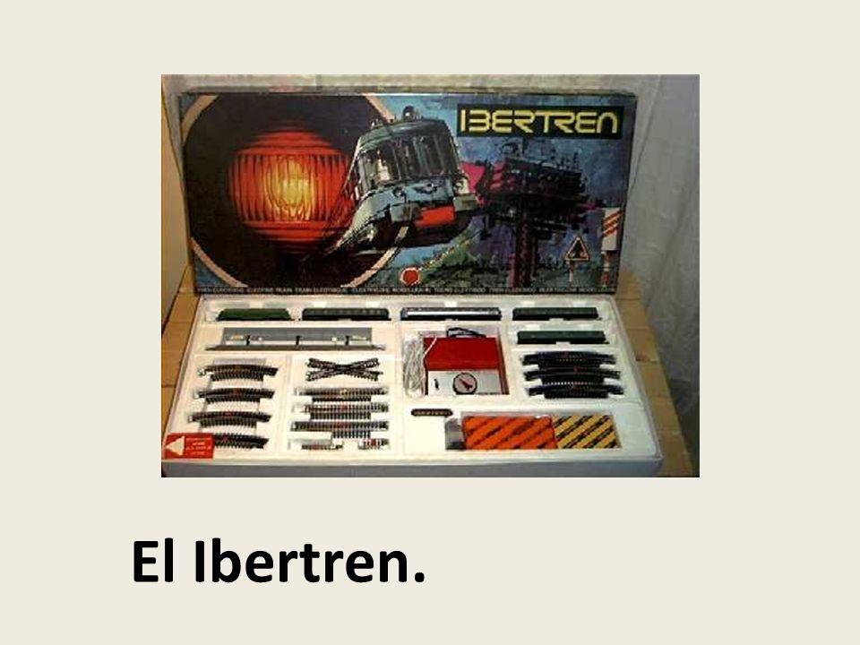 El Ibertren.
