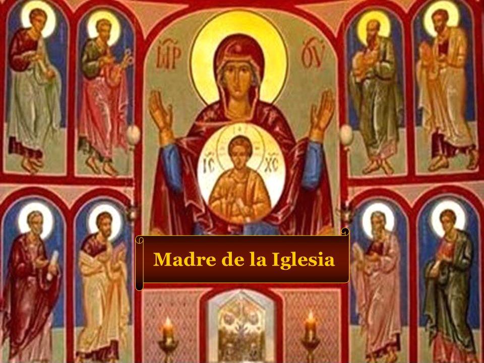 Madre de Cristo Ruega por nosotros